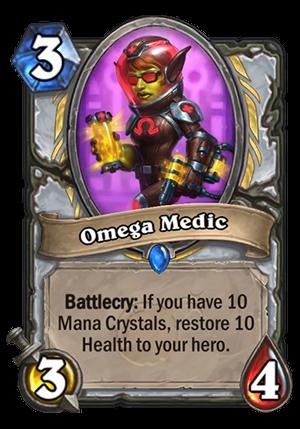 Omega Medic Card