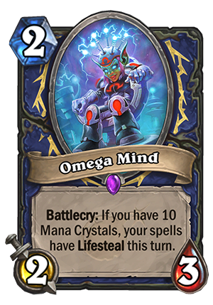 Omega Mind Card