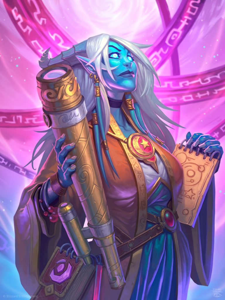 Stargazer Luna Full Art