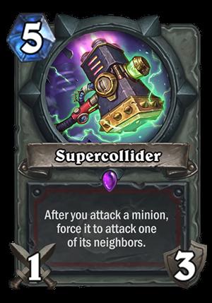 Supercollider Card
