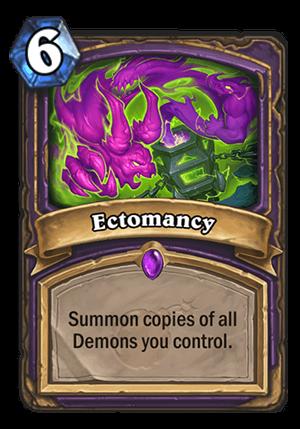 Ectomancy Card