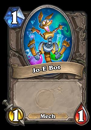 Jo-E Bot Card