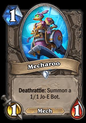 Mecharoo Card