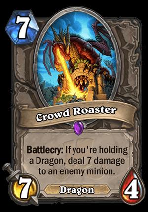 Crowd Roaster Card