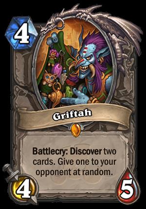 Griftah Card