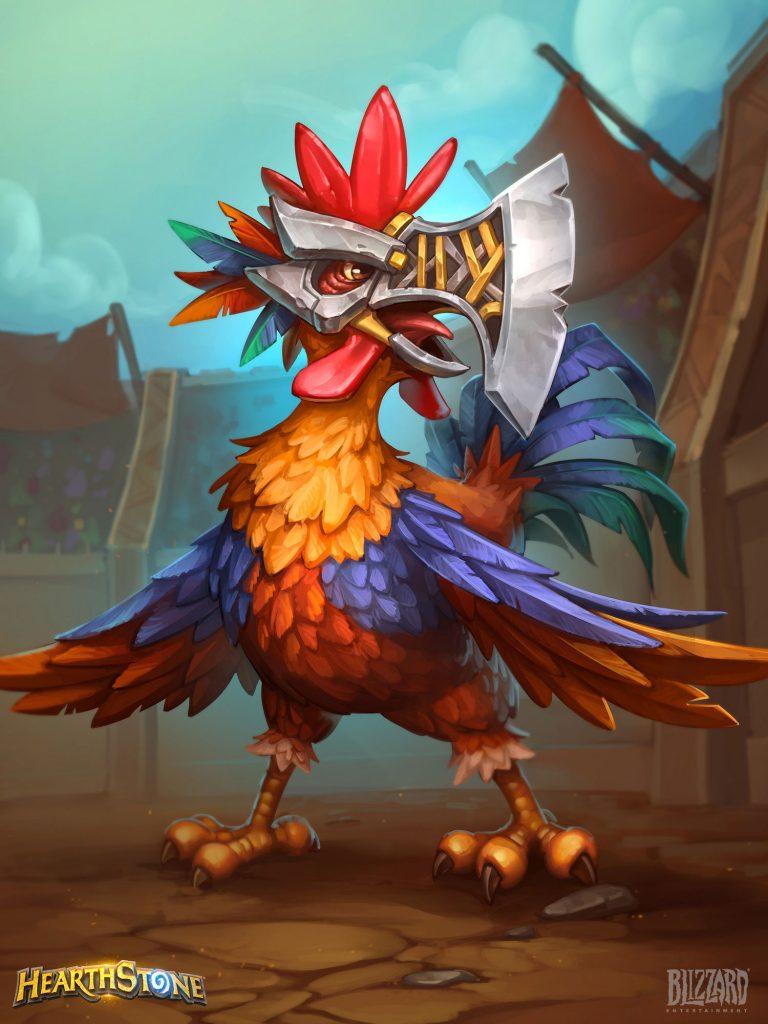 Gurubashi Chicken Full Art