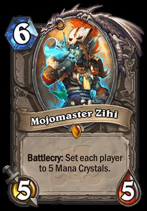 Mojomaster Zihi Card
