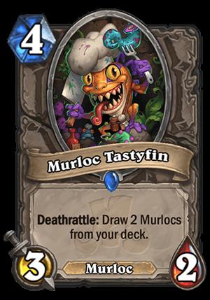 Murloc Tastyfin Card