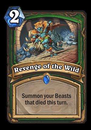 Revenge of the Wild Card