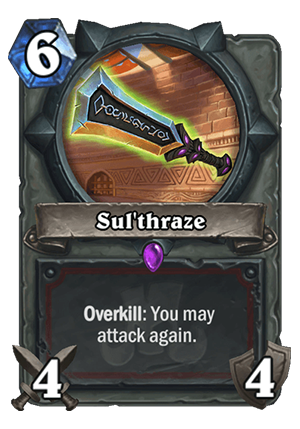 Sul'thraze Card