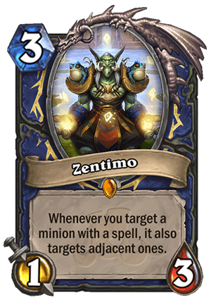 Zentimo Card