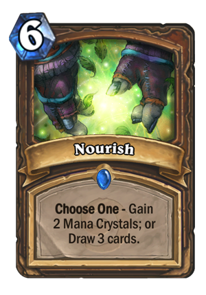 Nourish Card