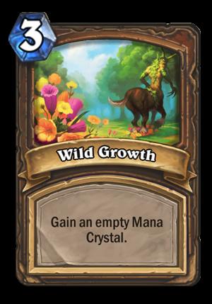 Wild Growth Card