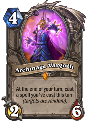 Archmage Vargoth Card