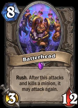Batterhead Card