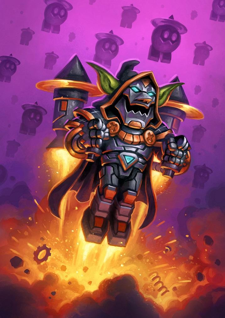 Blastmaster Boom Full Art