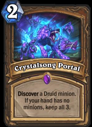 Crystalsong Portal Card