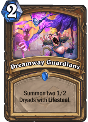 Dreamway Guardians Card