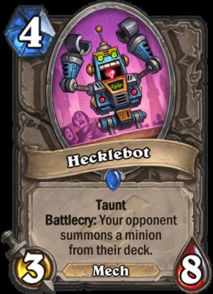 Hecklebot Card