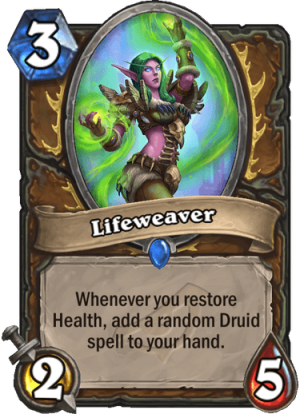Lifeweaver Card