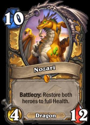 Nozari Card