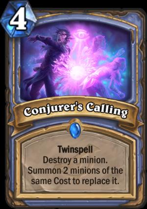 Conjurer's Calling Card