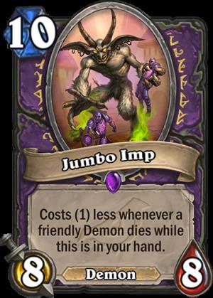 Jumbo Imp Card