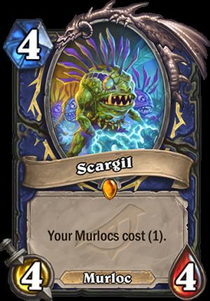 Scargil Card