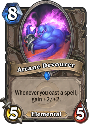 Arcane Devourer Card