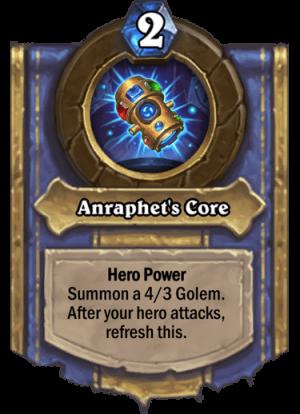 Anraphet's Core Card