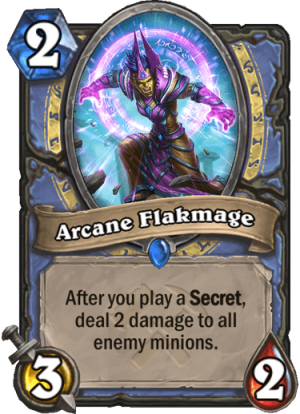 Arcane Flakmage Card