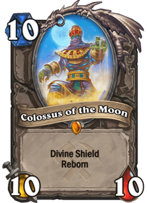 Colossus of the Moon Card