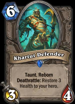 Khartut Defender Card