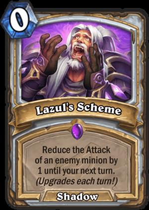 Lazul's Scheme Card