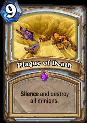 Plague of Death Card