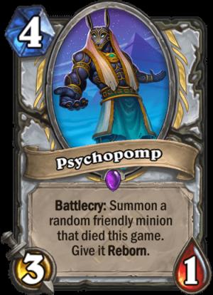 Psychopomp Card