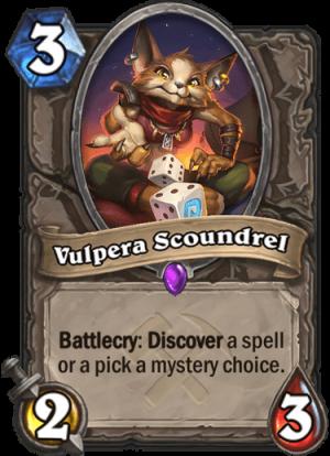 Vulpera Scoundrel Card