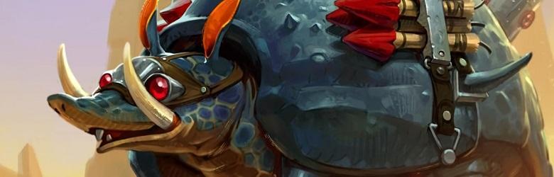 Taunt Warrior Theorycraft Deck List – Saviors of Uldum – August 2019
