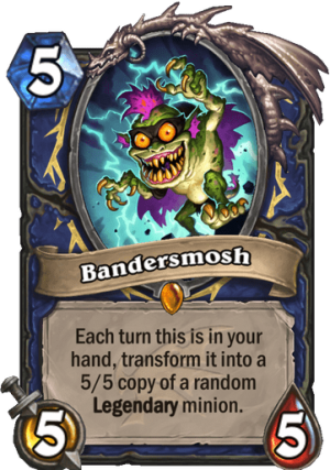 Bandersmosh Card