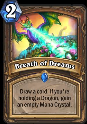 Breath of Dreams Card