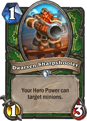 Dwarven Sharpshooter Card