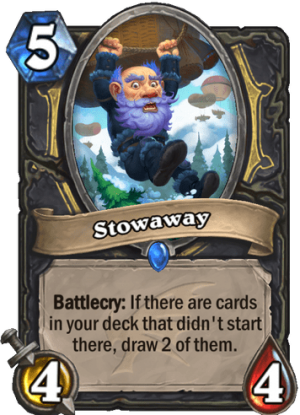 Stowaway Card