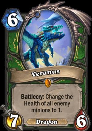 Veranus Card