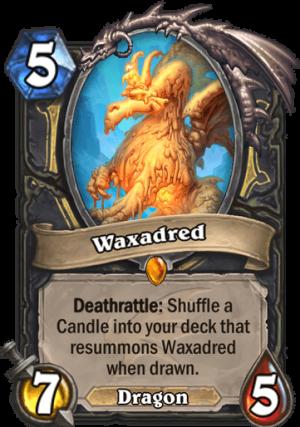Waxadred Card