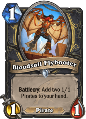 Bloodsail Flybooter Card