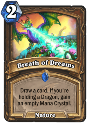 Breath of Dreams Card