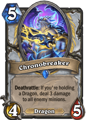 Chronobreaker Card