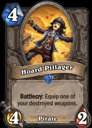 Hoard Pillager Card