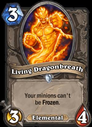 Living Dragonbreath Card