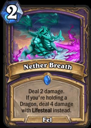 Nether Breath Card